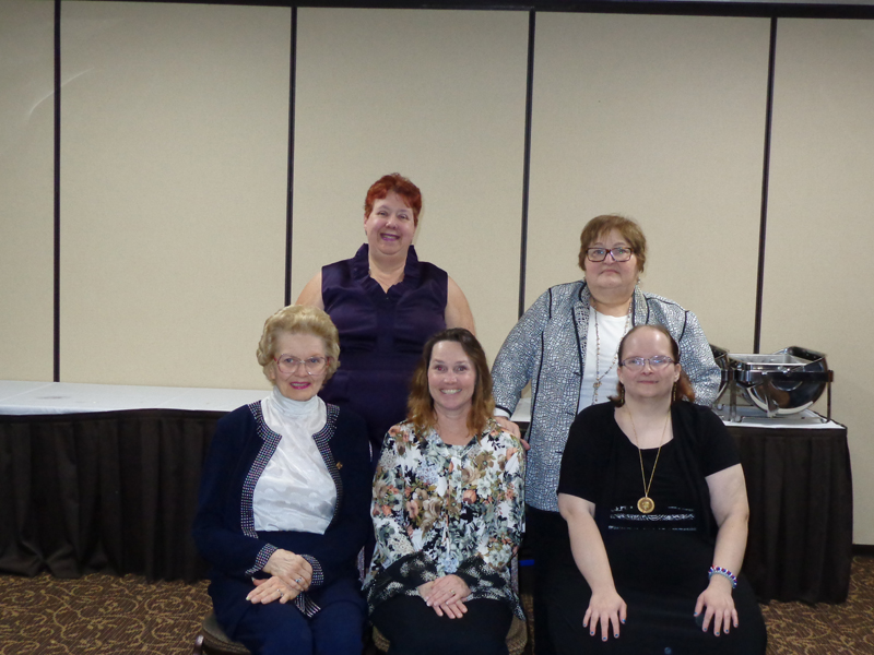 2018-19 Executive Committee